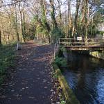 IW: Stoke Lock, Itchen Navigation