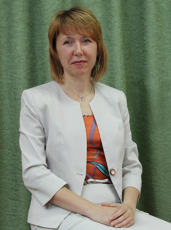 Оксана Валерьевна Николаева
