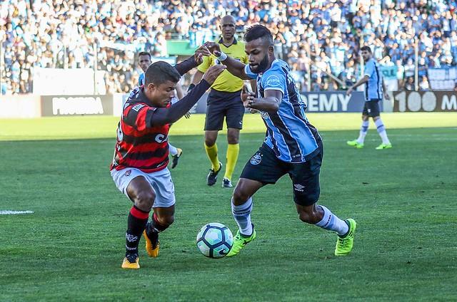 Grêmio x Vitória 12/11/2017