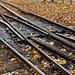 Small photo of Crossing of rack rails and adhesion rails