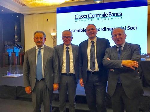 assemblea straordinaria soci Cassa Centrale Banca 02