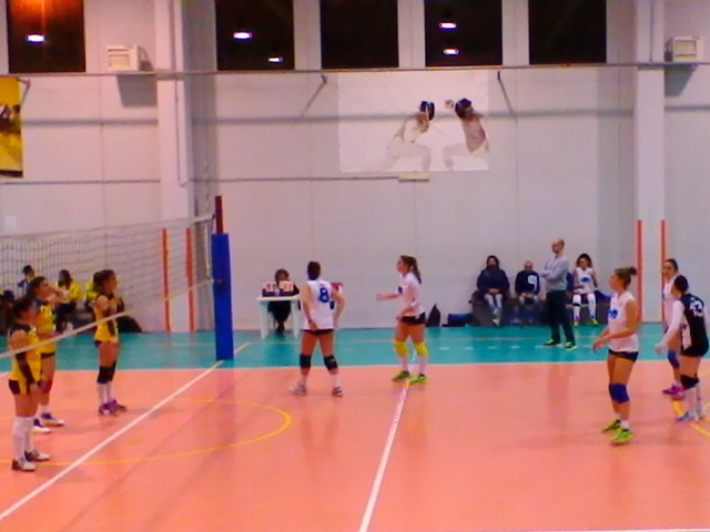 NEW VOLLEY CONVERSANO