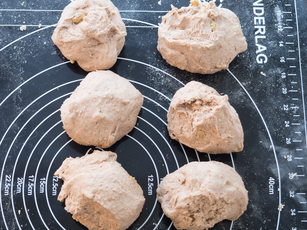 Recipe For Homemade Walnut Bread