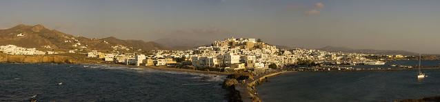 Naxos, 7-pics pano