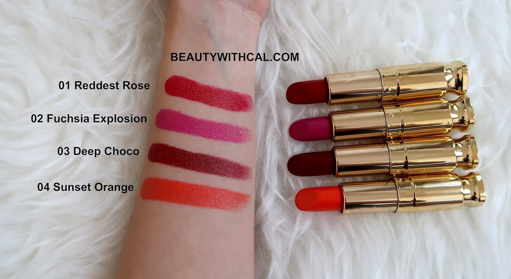 'Names Swatches Boldlicious