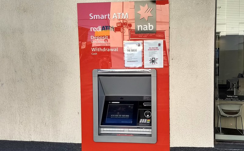 NAB ATM in Bentleigh