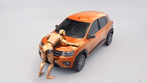 Renault Kwid LatinNCAP