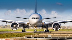 "AIR FRANCE B777-328(ER) ""SKYTEAM"""