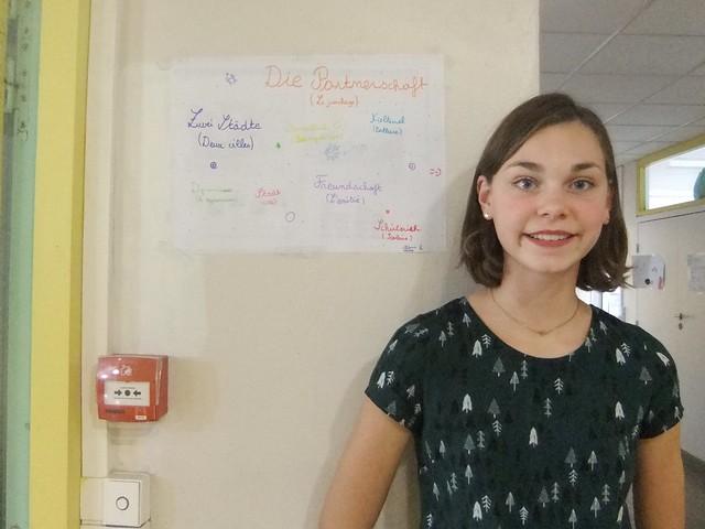 Une exposition sur les pays germanophones organisée au lycée Lacassagne