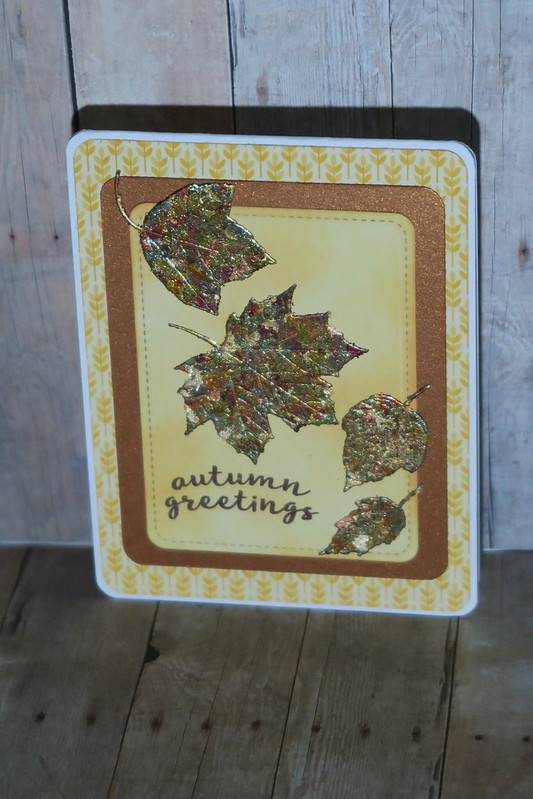 Gilding Flakes Leaves