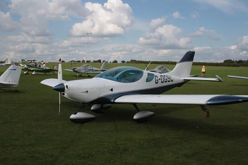 G-DGSC Czech Aircraft Works SportCruiser [LAA 338-14979] Sywell 010917