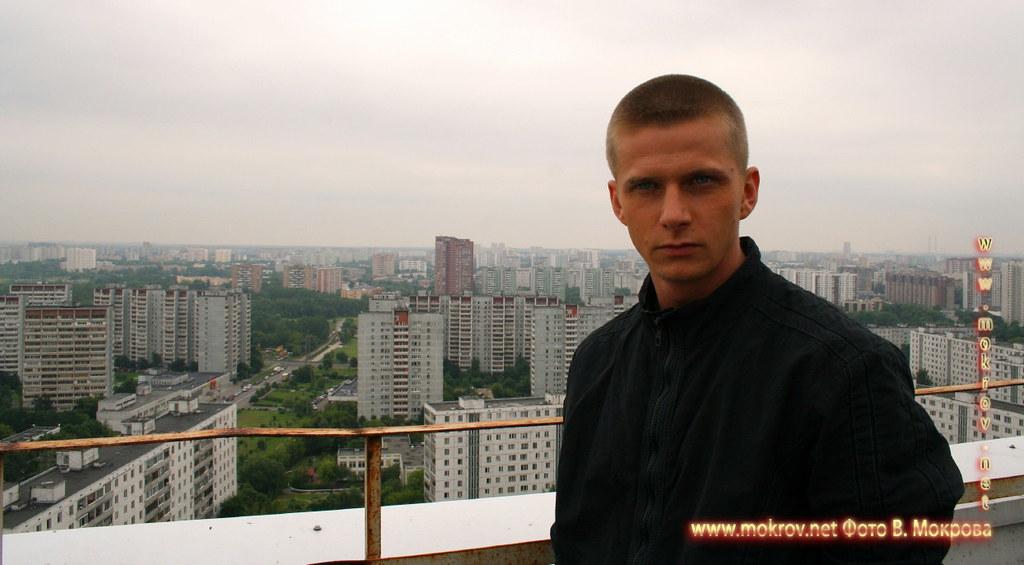 Роман Курцын и фотозарисовки