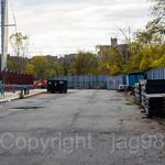 Con Edison Academy Substation Yard, Academy Street, Inwood, New York City