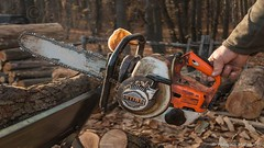 Stihl vintage chainsaw still great