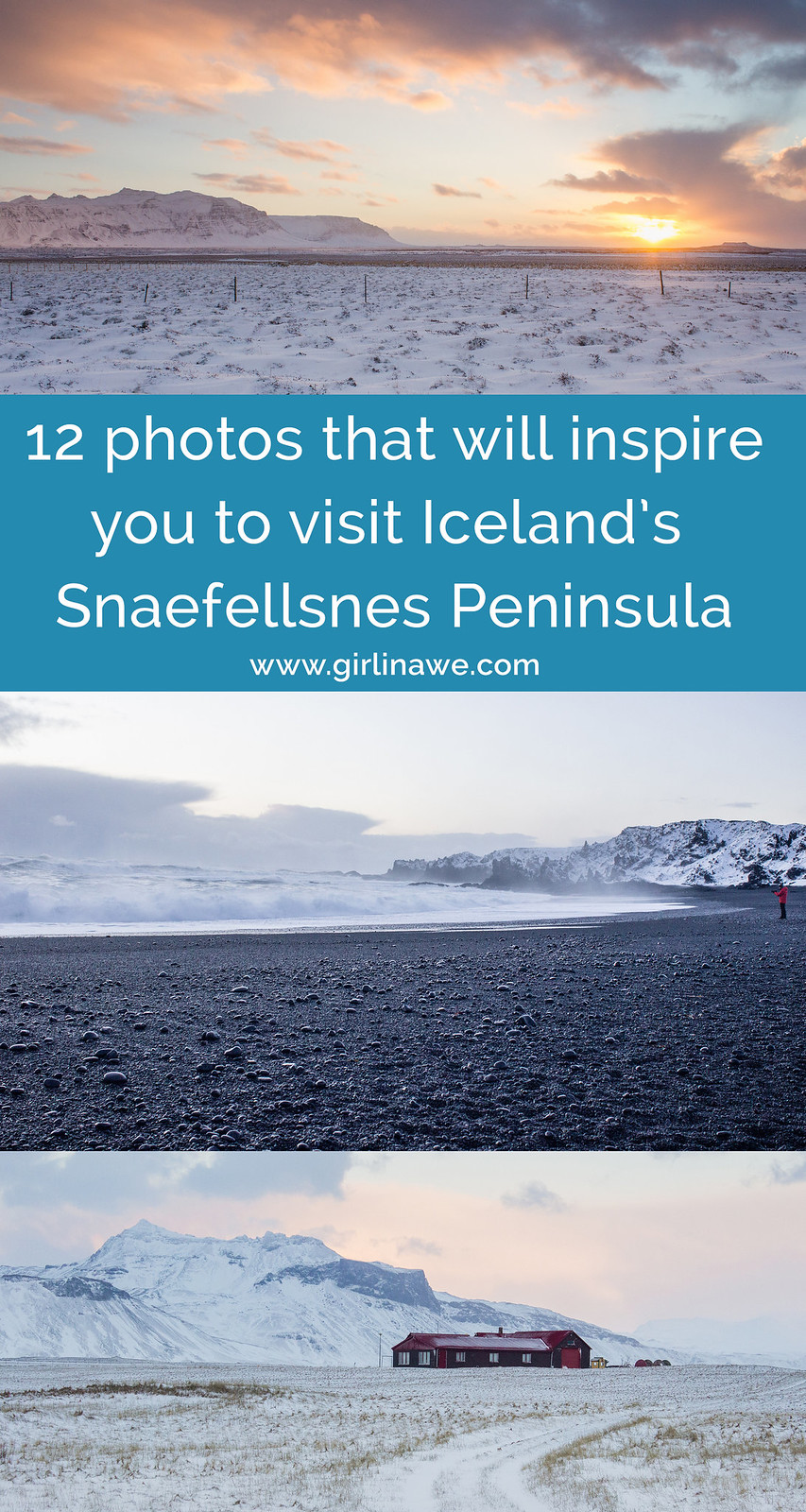 12 photos to inspire you to visit Iceland's Snaefellsnes Peninsula