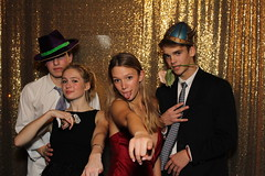 Winter Semi Formal Photo Booth