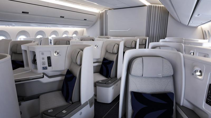 Finnair Nordic Business Class