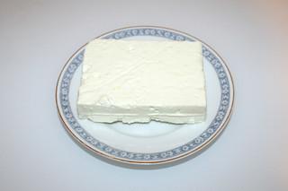 23 - Zutat Schafskäse / Ingredient feta