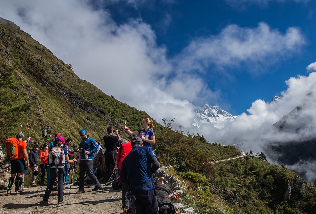 EBC_from Namche to Deboche 03