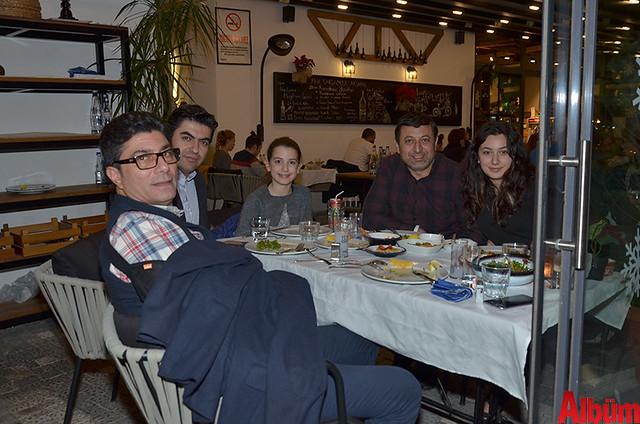 Mustafa Şimşek, Fehmi Şentürk, Begüm Doğan, Erhan Doğan, Beyza Doğan