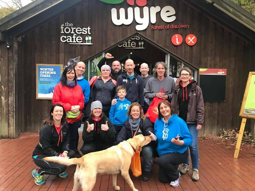 Wyre Forest parkrun 04112017