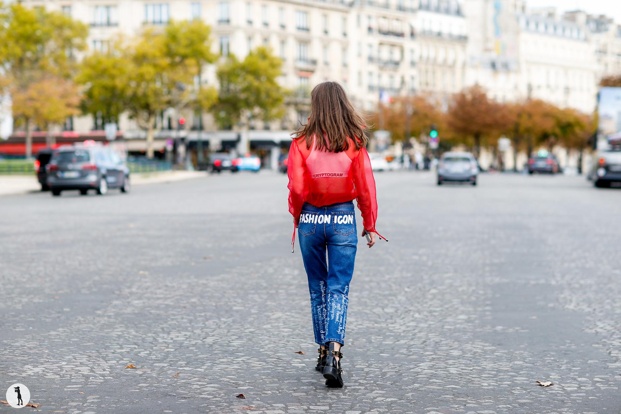 Anna K - Paris Fashion Week SS18 (6)