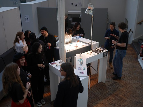 BA Jewellery and Object - Final Show Preview 2017 - 1