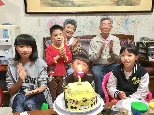 祝愷8歲 #生日快樂🎂