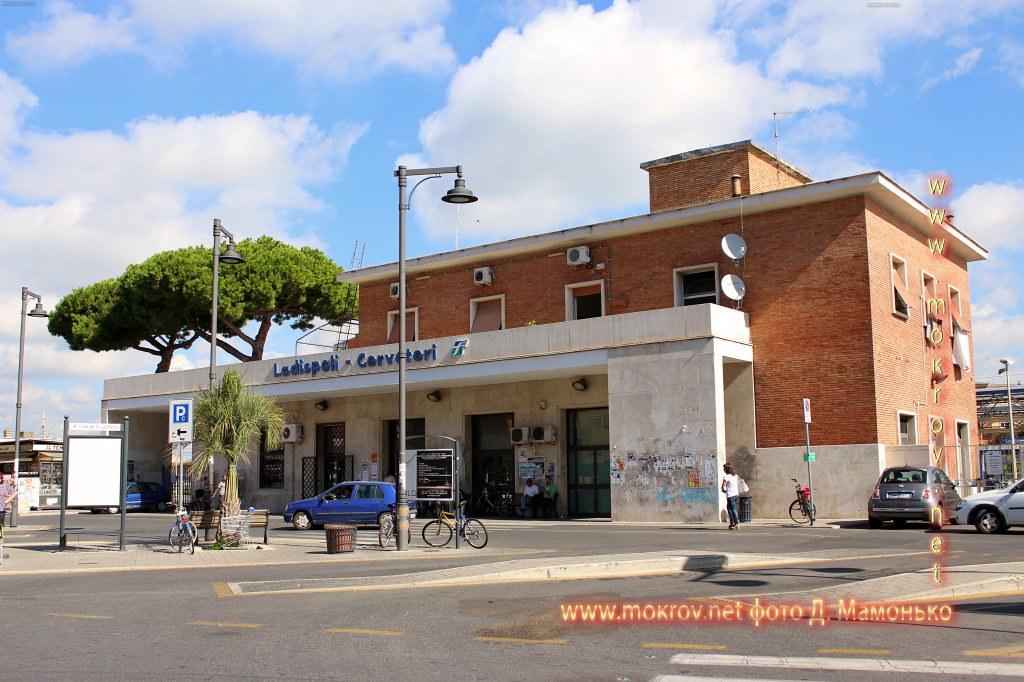 Ладисполи — город в Италии фото