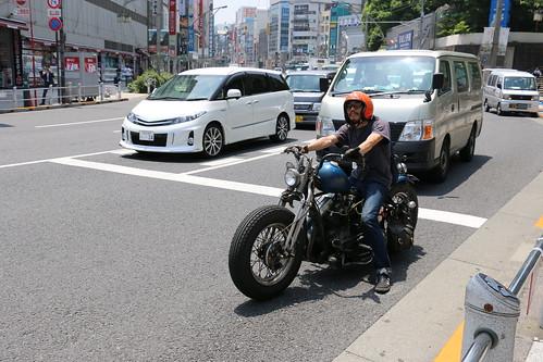 オートバイ Vintage Motorcycle