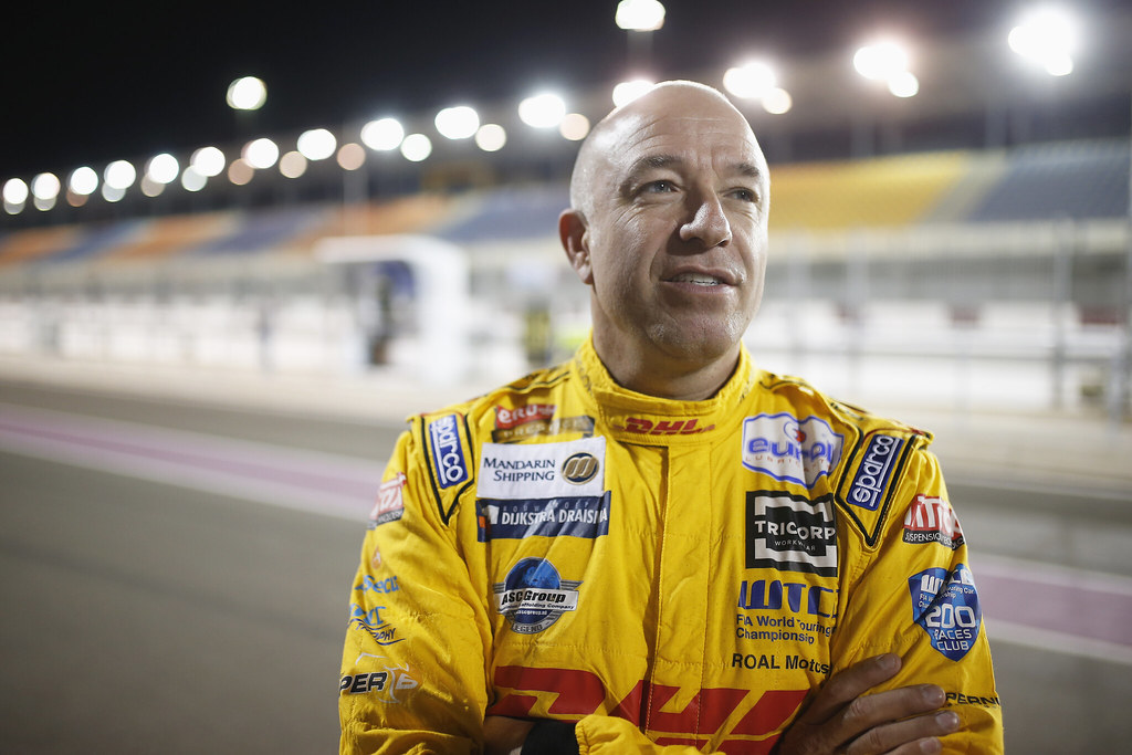 CORONEL Tom, (ned), Chevrolet RML Cruze team ROAL Motorsport, ambiance portrait during the 2017 FIA WTCC World Touring Car Championship race at Losail  from November 29 to december 01, Qatar - Photo Jean Michel Le Meur / DPPI