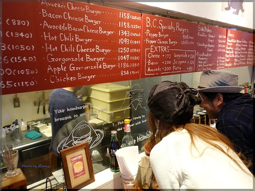 Photo:2017-11-19_ハンバーガーログブック_おしゃれ街中の炭火焼の店【北山】BurgerCompany_02 By:logtaka