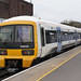 Southeastern 465025 - Petts Wood