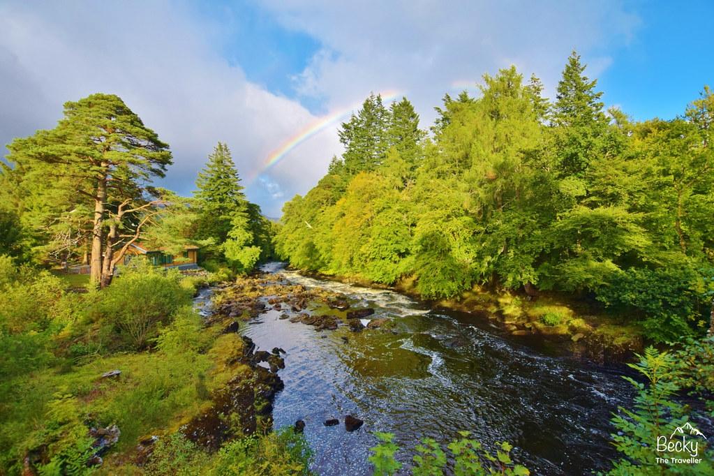Falls of Dochart, Loch Lomond National Park