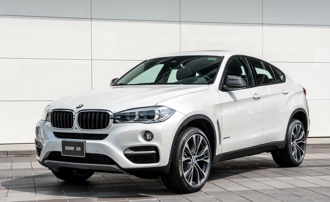 [新聞照片一] BMW X6 M Performance 特仕版 限量免費升級M Performance原廠套件