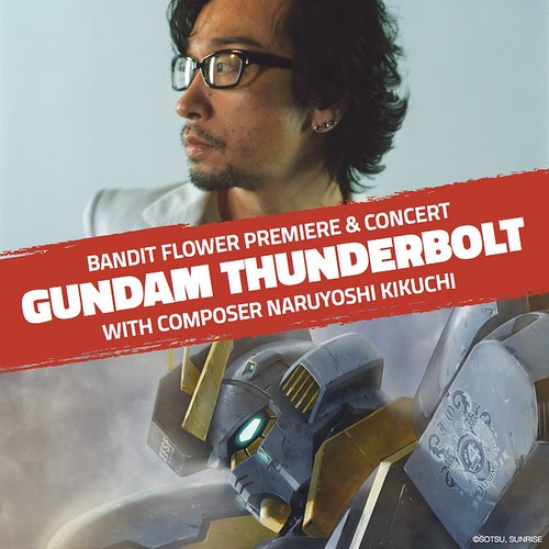 Concert New York -Gundam Thunderbolt Bandit Flowers