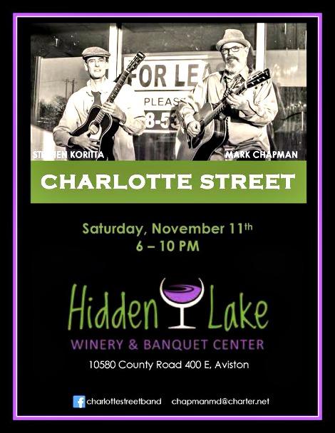 Charlotte Street 11-11-17