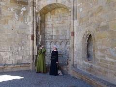 Medieval ladies in Alet les Bains  (20)
