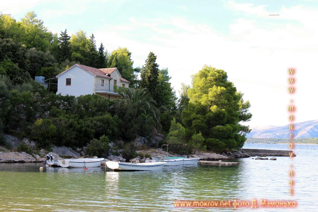 Хвар — остров в Адриатическом море, в южной части Хорватии и фотограф