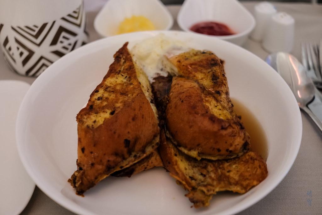 Hazelnut Frech Toast