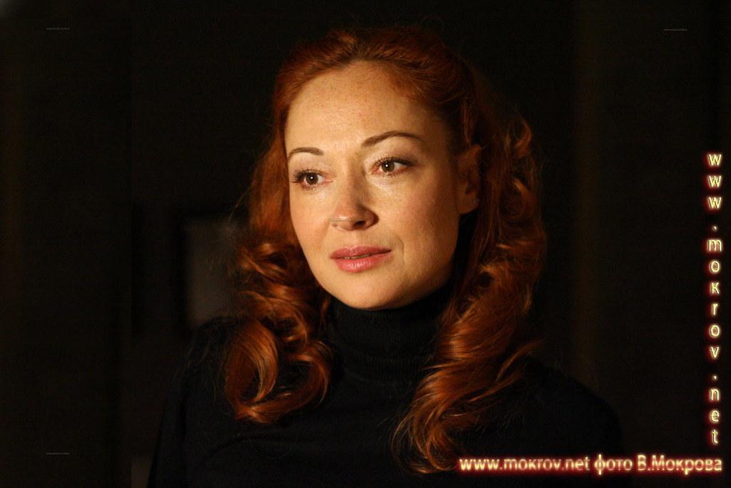 Актриса Виктория Тарасова - Галина, первая жена Сергеева. В телесериале «Страна 03».