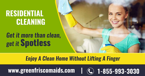 Maid services in Frisco