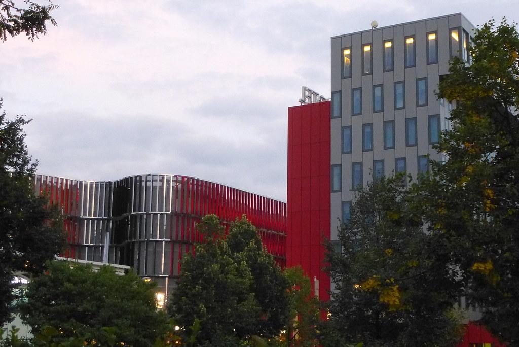 Hotel Meininger Hof Frankfurt Messe