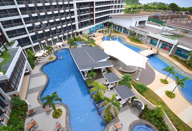 savoy hotel boracay swimming pool