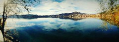 Kastoria lake, Greece