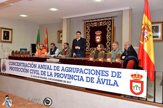 Concentración anual Protección Civil 10