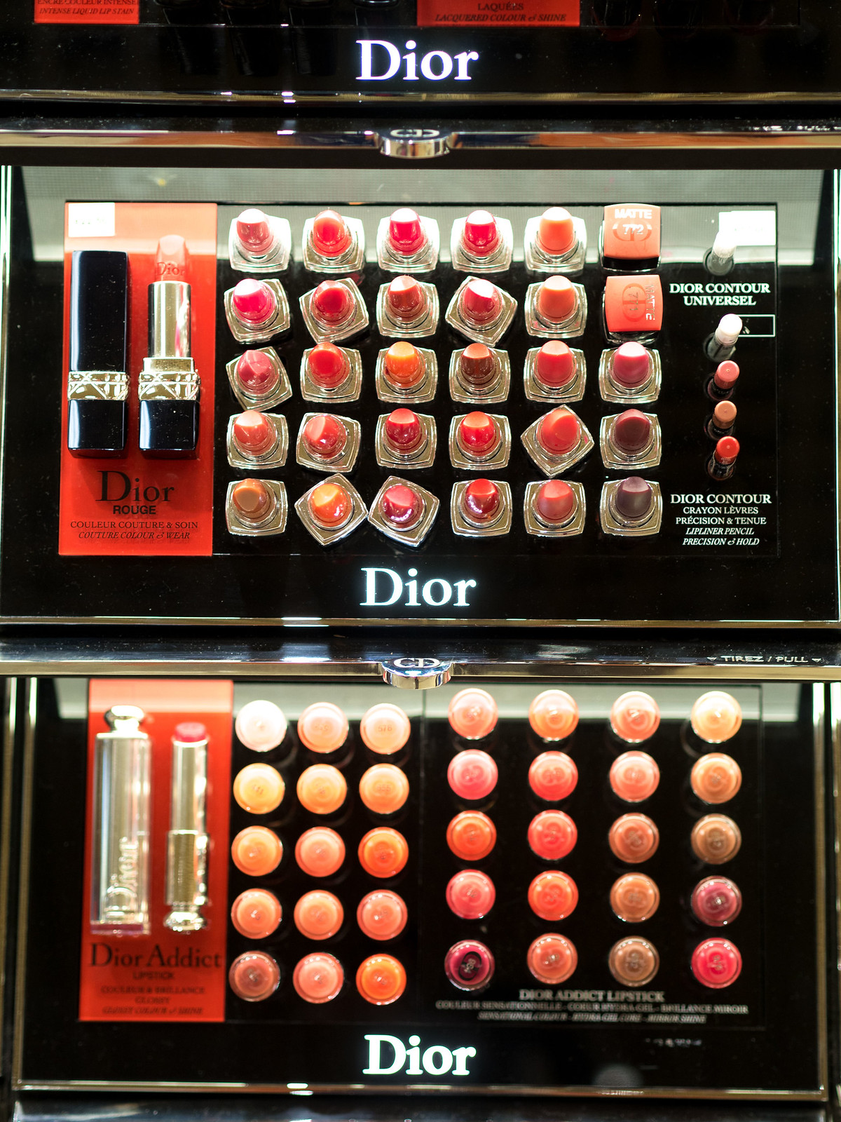 Dior makeup P&O Ferries duty free Christmas shopping | Not Dressed As Lamb, over 40 fashion & lifestyle