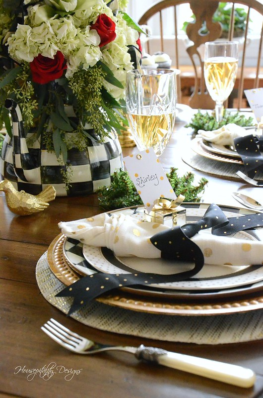 MacKenzie-Childs Tablescape-Housepitality Designs