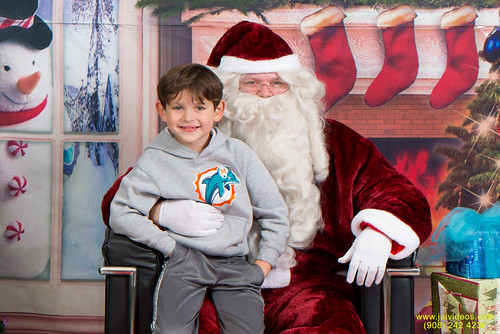 Santa at Teecs-21
