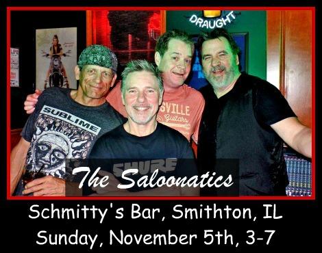 The Saloonatics 11-5-17